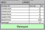 Tерминала сбора данных MS Windows CE v.6.0. Инвентаризаця