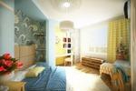 Интерьер квартиры в г. Мытищи