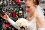 """Невеста у """"дерева любви"""""""