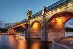 Пушкинский мост, Москва