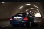 Видео. Машина в тоннеле