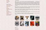 Сайт каталог компании АкТаш