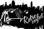 "Плакат для фестиваля ""Retro car fest"""
