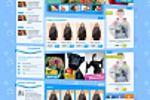 Дизайн для интернет-магазина по продаже детской одежды