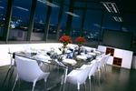 3d визуализация столовой зоны