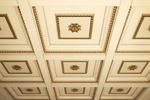 3d модель классического потолка для ЧПУ