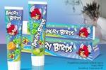 Конкурсная работа (победа). Упаковка зубной пасты Angry Birds