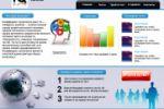 Разработка сайта iq-тестов (CMS Drupal)