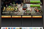 Сайт для Интернет-казино Грандтаун