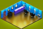 Парихмахерская внутри для игры Хомячки