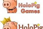 Свинка для логотипа компании (флеш-игры)