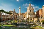 Форум Траяна в Риме