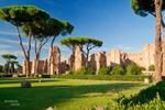 Руины терм Каракаллы, Рим