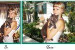 Обработка  и замена фона любительского фото