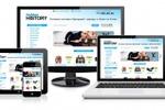 дизайн сайта для онлайн магазина модной одежды мировых брендов –