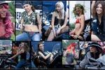 Bikefest-08. Ladies.