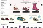 Дизайн интернет-магазина детской одежды Fun-kid