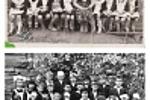 Реставрация коллективного фото
