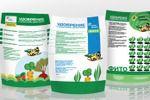 Дизайн упаковки для натурального удобрения