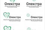Разработка логотипа Олекстра