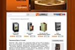 Дизайн сайта по продаже товаров для бани и сауны