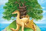 Сказки для друга (дракон)
