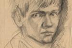 Рисунок (автопортрет)