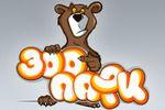 Cartoon ZOO Bear