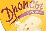 Дизайн упаковки - Дропсы с сыром