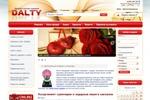 Интернет-магазин подарков Dalty