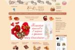 Интернет-магазин элитного шоколада Mary Chocolatier