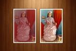 Реставрация, цветокоррекция фото