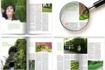 Журнал «Зелёный город» Мосзеленстрой
