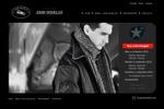 Сайт магазина одежды John Douglas
