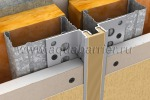 Профиль для гипса и бетона