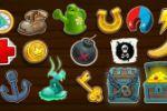 Набор элементов - пиратский