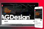 Сайт для компании AG Design Group