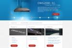 Разработка сайта каталога Dinstar