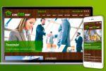 Сайт для компании Levne-ekodomy