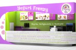 "фудкорт ""Yogurt Frenzy"""