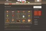 Сайт доставки продуктов