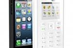 лендинг: аксессуар к айфону