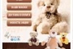 """Дизайн страницы  """"100 медведей"""" (Внутренняя страница)"""