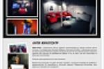 """Дизайн страницы """"АнтиКинотеатр Кино Хауз"""" (Внутренняя страница)"""