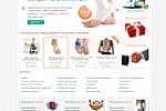 Новая сеть ортопедических салонов (Москва)