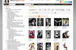 Разработка сайта Фотобанка