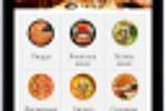 Дизайн мобильного приложения пиццерии Фресита