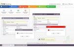Дизайн интерфейса FIX Banking