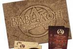 """полиграфия для ресторана """"Вавилон"""""""