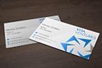 """Визитки для фонда """"Vita Ventures"""""""